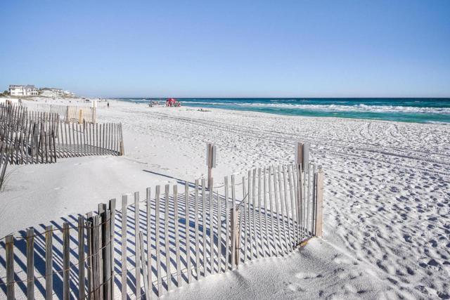 627 Eastern Lake Road Unit 1, Santa Rosa Beach, FL 32459 (MLS #806451) :: Coastal Luxury