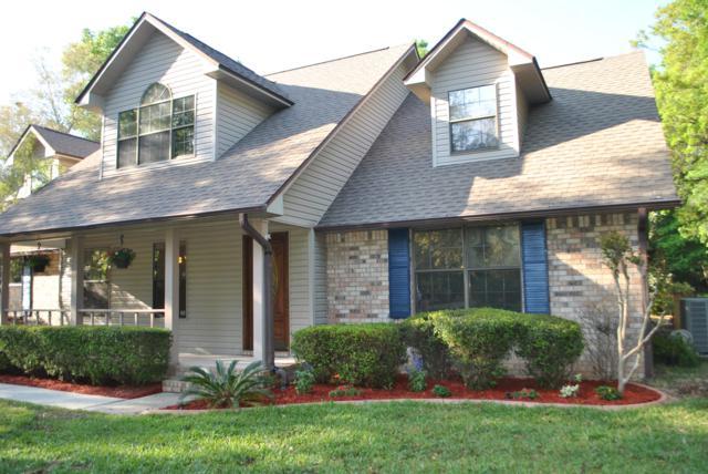 5599 Fox Fire Road, Milton, FL 32570 (MLS #806948) :: Coastal Luxury