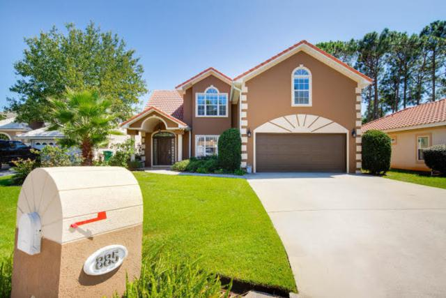 885 Indigo Loop, Miramar Beach, FL 32550 (MLS #807090) :: Luxury Properties Real Estate