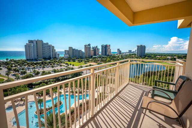 5000 Sandestin South Boulevard 6802/6804, Miramar Beach, FL 32550 (MLS #807328) :: Luxury Properties Real Estate