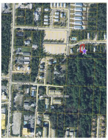 Lot 4 Michaela Lane, Santa Rosa Beach, FL 32459 (MLS #808608) :: Luxury Properties Real Estate