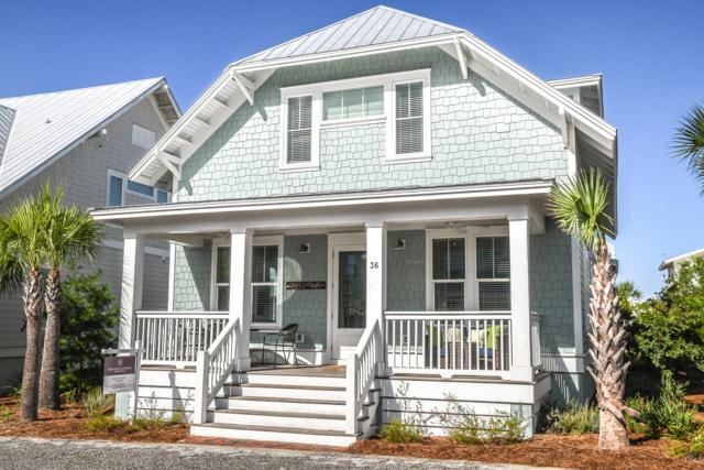 36 Federal Street, Inlet Beach, FL 32461 (MLS #809382) :: Luxury Properties Real Estate