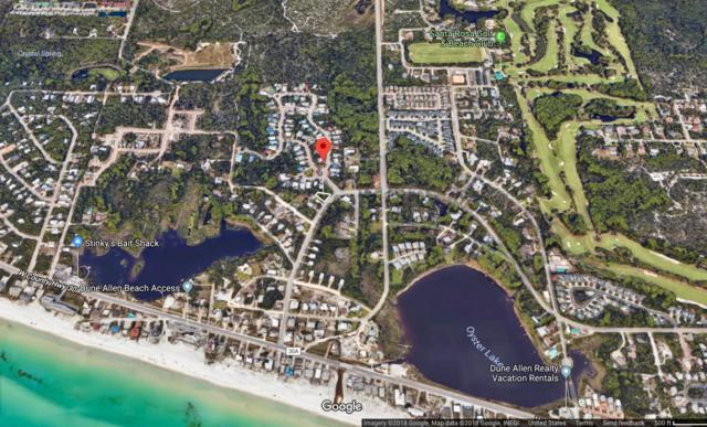 000 Allen Loop Drive, Santa Rosa Beach, FL 32459 (MLS #809455) :: Scenic Sotheby's International Realty