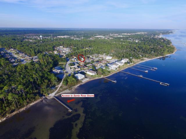 1703 Turkey Oak Drive Drive, Navarre, FL 32566 (MLS #810345) :: ResortQuest Real Estate