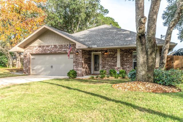 2161 Bayshore Drive, Niceville, FL 32578 (MLS #811883) :: Luxury Properties Real Estate