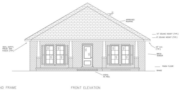1026 Christy Drive, Niceville, FL 32578 (MLS #813548) :: Classic Luxury Real Estate, LLC