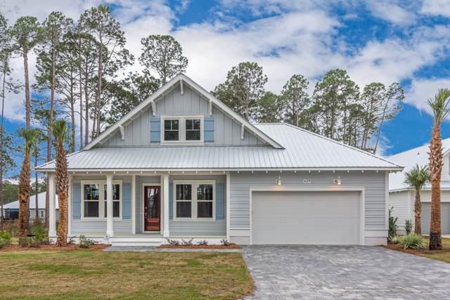 429 Hillcrest Road, Santa Rosa Beach, FL 32459 (MLS #816045) :: Scenic Sotheby's International Realty