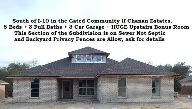 4719 Chanson Crossing Crossing, Crestview, FL 32539 (MLS #816700) :: Luxury Properties Real Estate