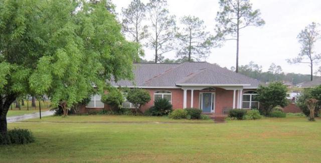 921 Ten Lake Drive, Defuniak Springs, FL 32433 (MLS #816886) :: Classic Luxury Real Estate, LLC