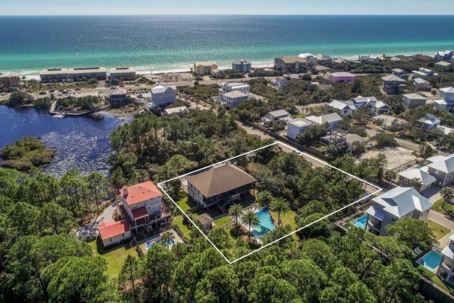 106 Woodward Drive, Santa Rosa Beach, FL 32459 (MLS #817392) :: Luxury Properties on 30A