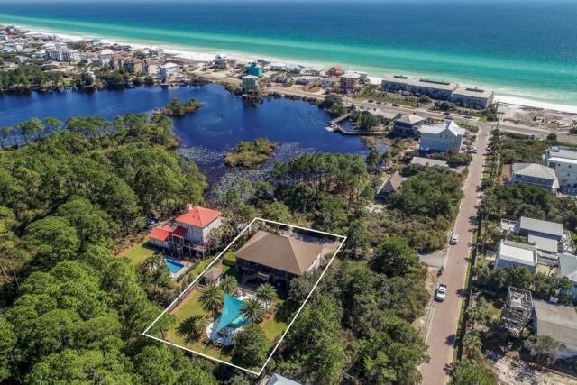 106 Woodward Drive, Santa Rosa Beach, FL 32459 (MLS #817397) :: Luxury Properties on 30A