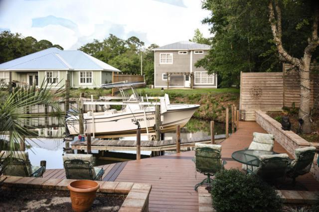 60 W Harborview Road, Santa Rosa Beach, FL 32459 (MLS #818085) :: Berkshire Hathaway HomeServices Beach Properties of Florida