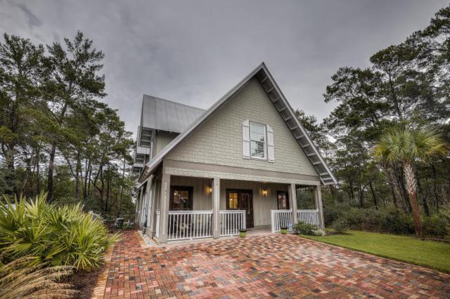 59 E Willow Mist Road, Inlet Beach, FL 32461 (MLS #819203) :: Classic Luxury Real Estate, LLC