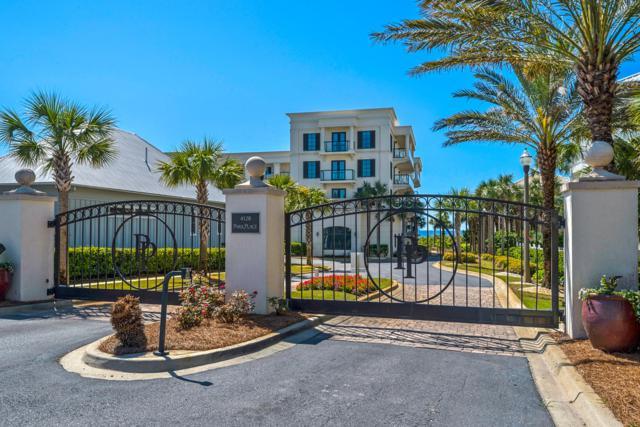 4128 E County Hwy 30A #301, Santa Rosa Beach, FL 32459 (MLS #819625) :: Somers & Company