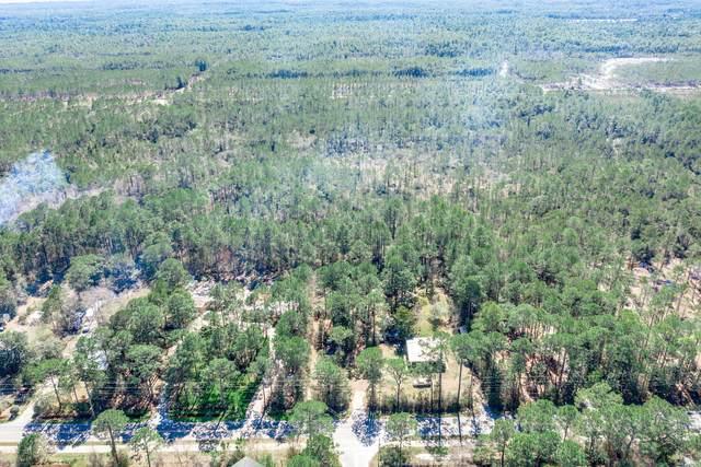 Lot 35 10 Acres Off Chat Holly, Santa Rosa Beach, FL 32459 (MLS #820587) :: Berkshire Hathaway HomeServices Beach Properties of Florida