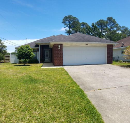 2088 Shadow Lake Drive, Gulf Breeze, FL 32563 (MLS #821135) :: Classic Luxury Real Estate, LLC