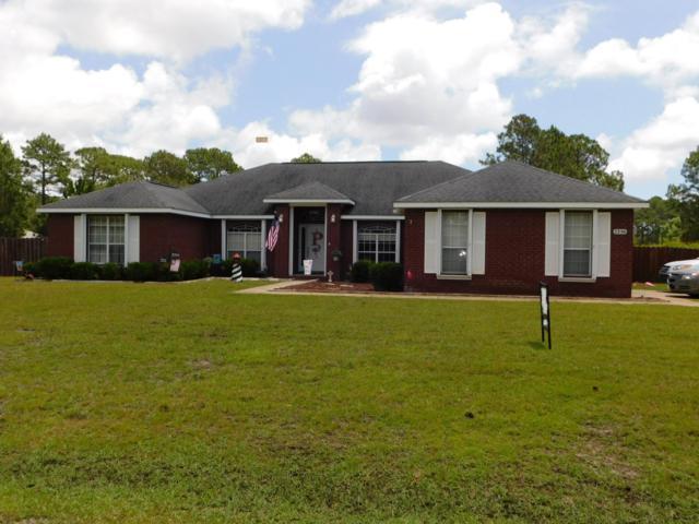 2356 Pineneedle Lane, Navarre, FL 32566 (MLS #821479) :: ResortQuest Real Estate