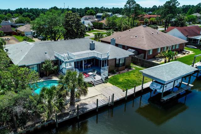 3014 Coral Strip Parkway, Gulf Breeze, FL 32563 (MLS #821491) :: Scenic Sotheby's International Realty