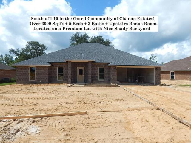 4713 Chanson Crossing Crossing, Crestview, FL 32539 (MLS #822829) :: Classic Luxury Real Estate, LLC