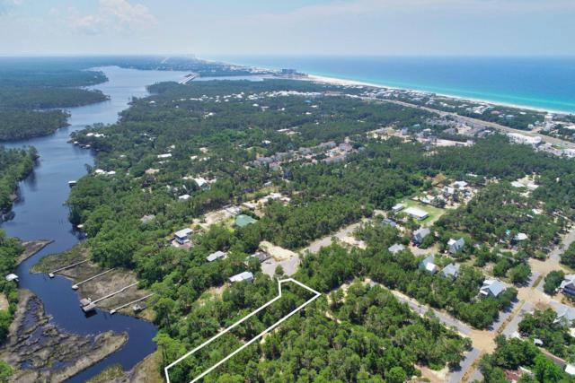 12 Pine Cone Trail, Inlet Beach, FL 32461 (MLS #823868) :: The Premier Property Group