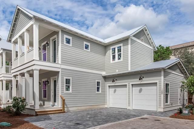 100 Grayton Boulevard Lot 6, Santa Rosa Beach, FL 32459 (MLS #824937) :: Keller Williams Emerald Coast