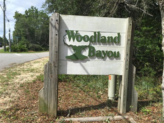 Lot 28 Woodland Bayou Estates Drive, Santa Rosa Beach, FL 32459 (MLS #825062) :: ResortQuest Real Estate