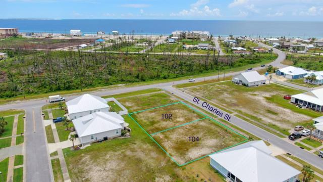 102 St Charles Street, Mexico Beach, FL 32456 (MLS #826020) :: Classic Luxury Real Estate, LLC