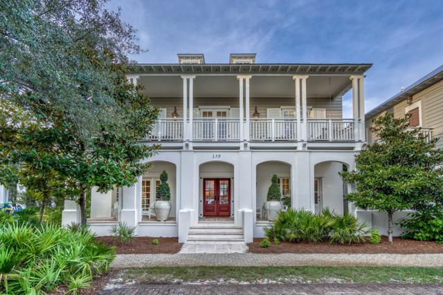 139 Rosemary Avenue, Rosemary Beach, FL 32461 (MLS #828011) :: ENGEL & VÖLKERS