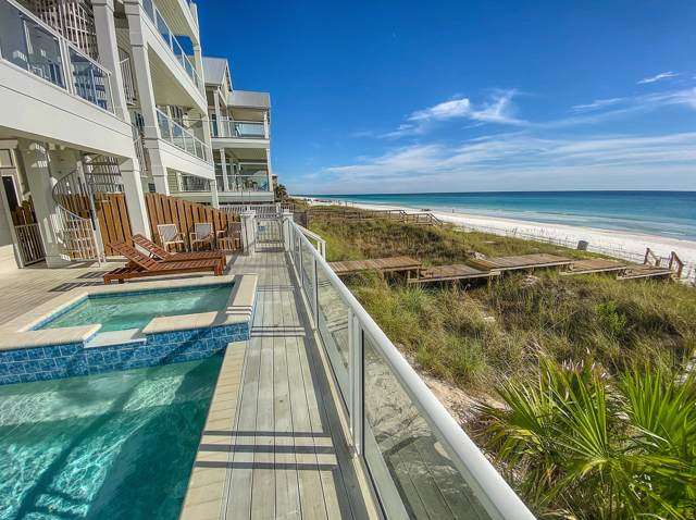 20407 Front Beach Road, Panama City Beach, FL 32413 (MLS #830116) :: Scenic Sotheby's International Realty