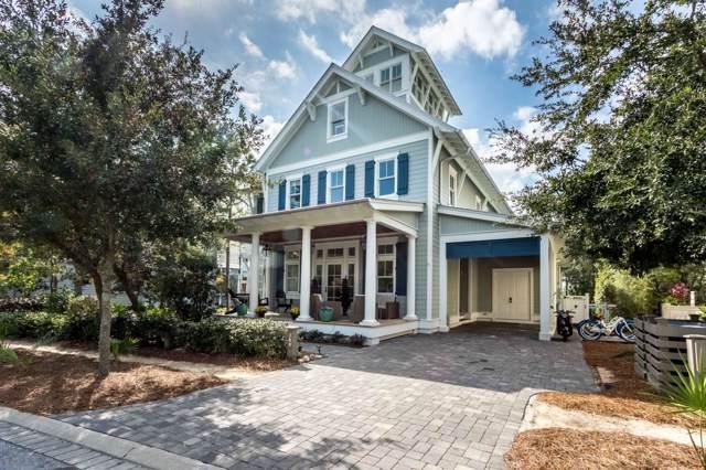 164 Red Cedar Way, Santa Rosa Beach, FL 32459 (MLS #830137) :: The Beach Group