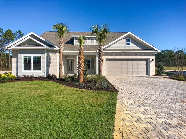 lot 32 Pine Lake Drive, Santa Rosa Beach, FL 32459 (MLS #834031) :: Berkshire Hathaway HomeServices Beach Properties of Florida