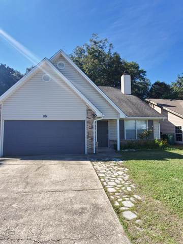 914 Lawton Court, Fort Walton Beach, FL 32547 (MLS #834078) :: Somers & Company