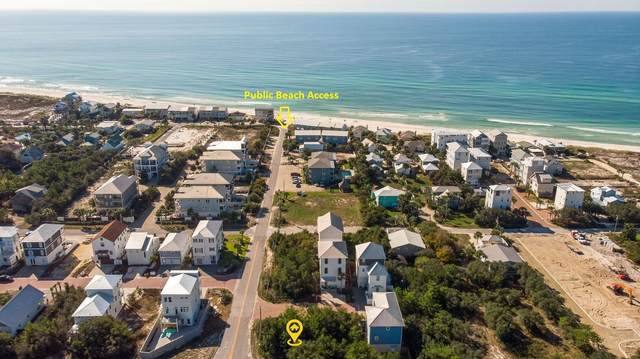Lot 8 Bluewater View Avenue, Inlet Beach, FL 32461 (MLS #834473) :: Berkshire Hathaway HomeServices Beach Properties of Florida