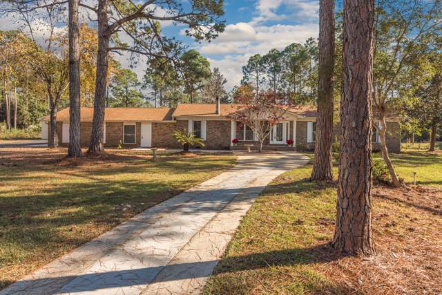 6265 E Bay Boulevard, Gulf Breeze, FL 32563 (MLS #834831) :: Classic Luxury Real Estate, LLC
