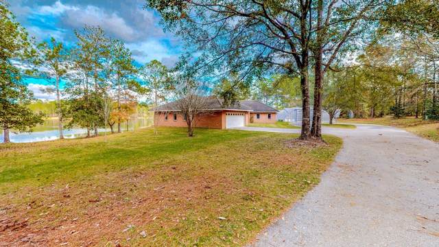 750 Lake Wilson Drive, Defuniak Springs, FL 32435 (MLS #835894) :: NextHome Cornerstone Realty