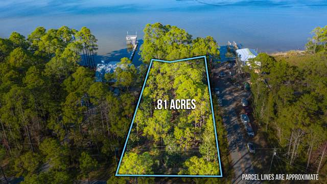 Lots 19-22 W Daisy Dr, Santa Rosa Beach, FL 32459 (MLS #836634) :: Classic Luxury Real Estate, LLC