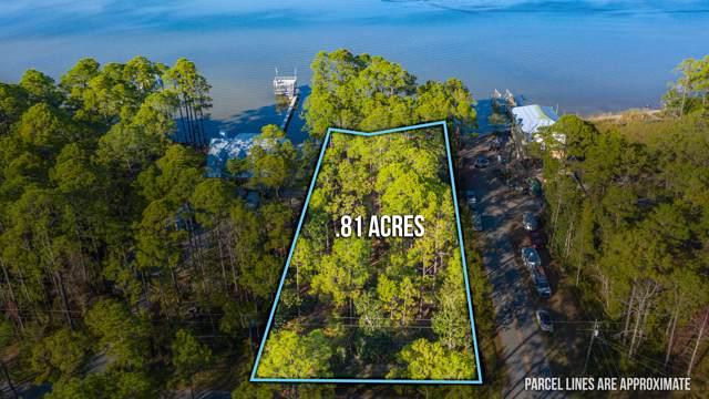 Lots 19-22 W Daisy Dr, Santa Rosa Beach, FL 32459 (MLS #836634) :: Somers & Company