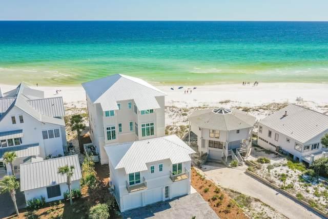 143 San Roy Road, Santa Rosa Beach, FL 32459 (MLS #836770) :: Linda Miller Real Estate