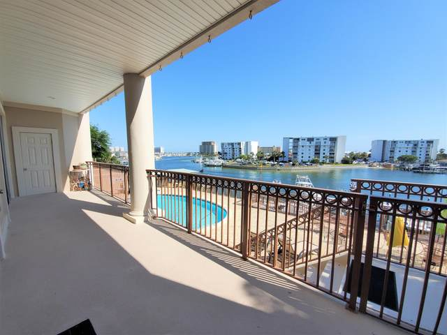 724 Harbor Boulevard #102, Destin, FL 32541 (MLS #836797) :: Classic Luxury Real Estate, LLC