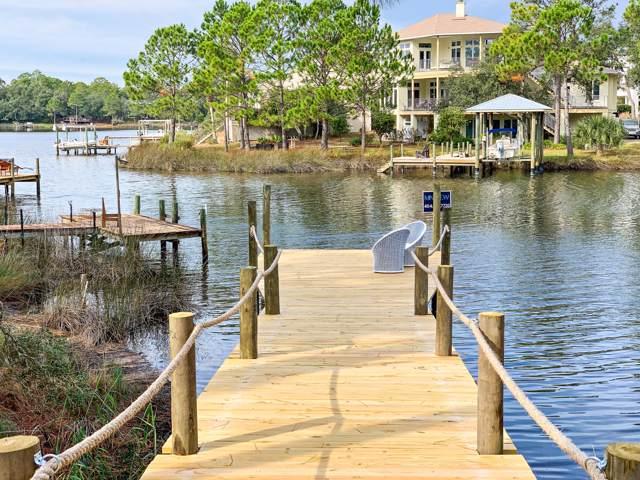 60 Shannon Drive, Santa Rosa Beach, FL 32459 (MLS #836921) :: Luxury Properties on 30A