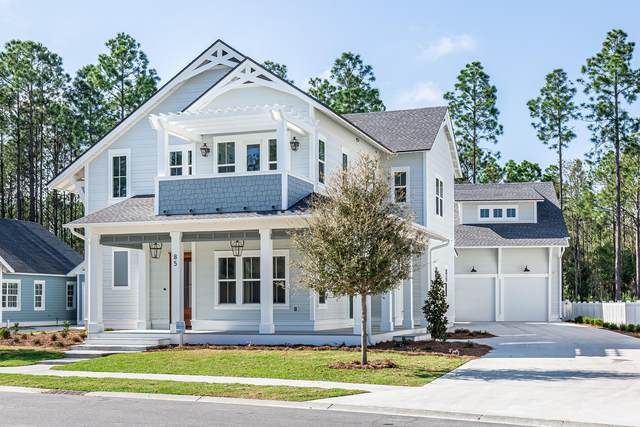 85 Trailhead Drive, Inlet Beach, FL 32461 (MLS #837223) :: ResortQuest Real Estate