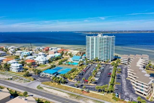 1200 Fort Pickens Road 2B, Pensacola Beach, FL 32561 (MLS #838217) :: Somers & Company