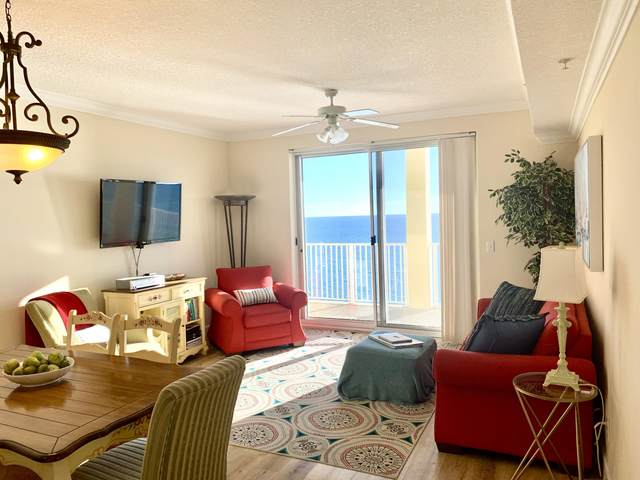 10611 Front Beach Road #1302, Panama City Beach, FL 32407 (MLS #839456) :: Scenic Sotheby's International Realty