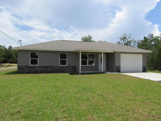 250 Shorey Drive, Defuniak Springs, FL 32434 (MLS #841091) :: Classic Luxury Real Estate, LLC