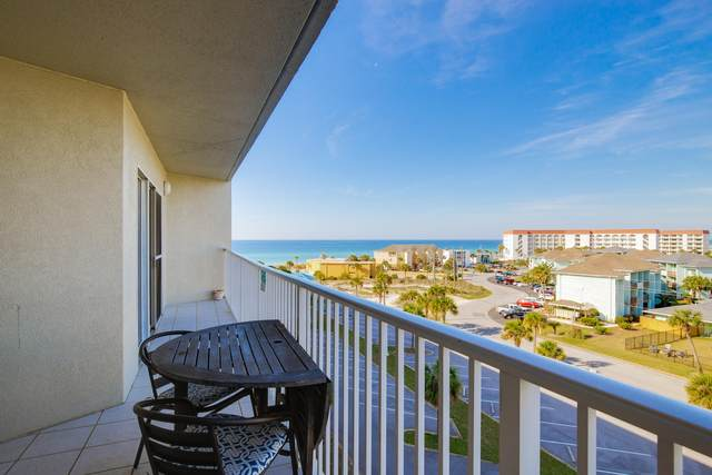 895 Santa Rosa Boulevard Unit 612, Fort Walton Beach, FL 32548 (MLS #841534) :: The Premier Property Group