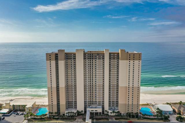 16819 Front Beach Road #3018, Panama City Beach, FL 32413 (MLS #842246) :: ResortQuest Real Estate