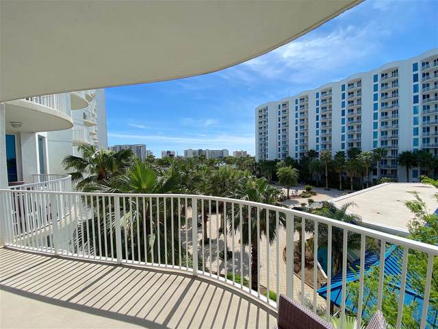 4203 Indian Bayou Trail Unit 1401, Destin, FL 32541 (MLS #842604) :: Coastal Lifestyle Realty Group