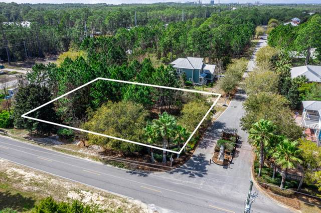 LOT 1 Preston Path, Santa Rosa Beach, FL 32459 (MLS #842752) :: Berkshire Hathaway HomeServices Beach Properties of Florida