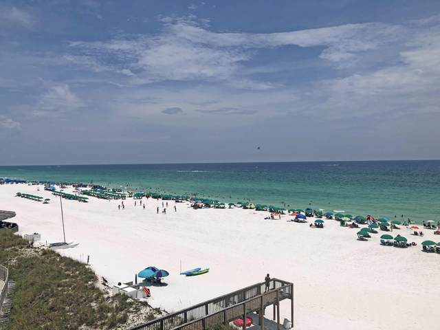 500 Gulf Shore Drive Unit 607A, Destin, FL 32541 (MLS #844379) :: Berkshire Hathaway HomeServices Beach Properties of Florida