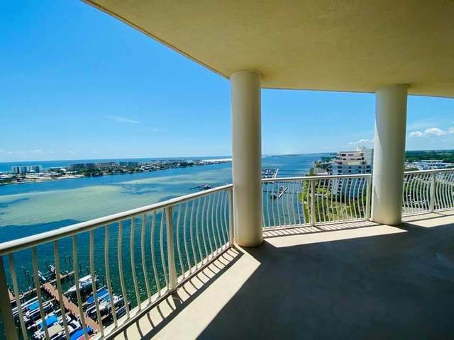 124 SW Miracle Strip Parkway Unit 1303, Fort Walton Beach, FL 32548 (MLS #844407) :: Engel & Voelkers - 30A Beaches